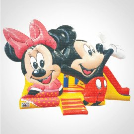 mimi y mickey inflable
