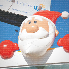 santa claus inflable